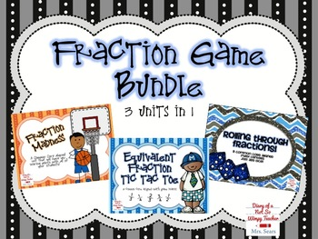 Fraction Game Bundle