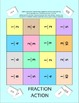 Fraction Game - Fraction Action