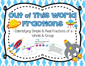 Fraction Game Out of This World