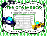 Fraction Game The Great Race