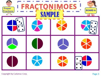 Fraction Games Are Fun