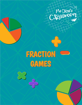 Fraction Games - Bundle!