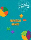 Fraction Games - Bundle!