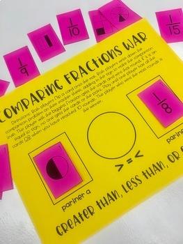 Fraction Games Bundle 1