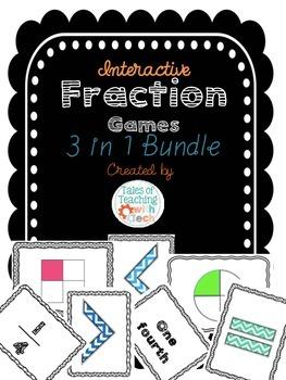 Fraction Games Bundle