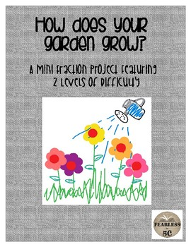 Fraction Garden Project