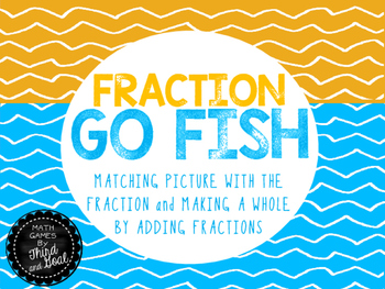 Fraction Go Fish