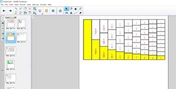 Fraction Grid Templates- SMART Notebook file