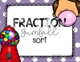 Fraction Gumball Machine Activity