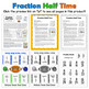 Comparing Fractions to Half | Fraction Half Time Game and Mini Lesson