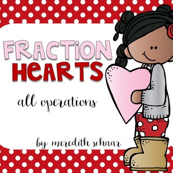 Fraction Hearts - All Operations