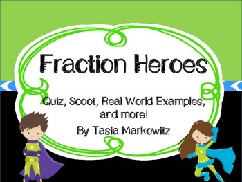 Fraction Heroes