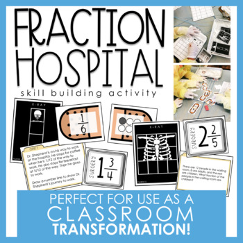 Fraction Surgery Worksheets & Teaching Resources | TpT