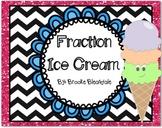 Fraction Ice Cream