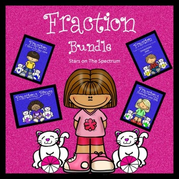 Fraction Activities * Fraction Bundle * Fraction Fun