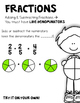 Fraction Interactive Notes