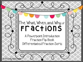Fraction Introduction, Book, and Sorts