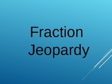 Fraction Jeopardy Game 2