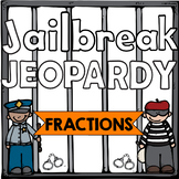 Fraction Jeopardy Review Game