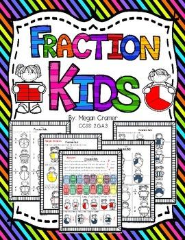 Fraction Kids