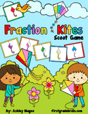 Fraction Kites Scoot Game