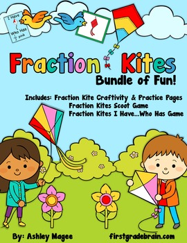 Fraction Kites The Bundle!