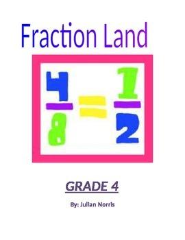 Fraction Land