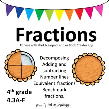 Fraction Lesson TEKS 4.3A-F