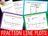 Fraction Line Plots Unit