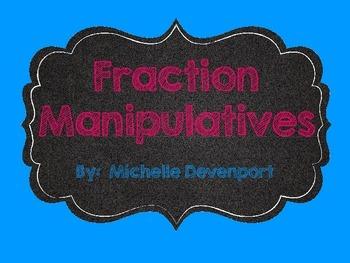 Fraction Manipulatives