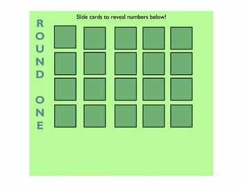 Fraction Match! An Equivalent Fraction Common Core Math Game for Grades 3-5