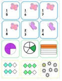 Fraction Match Game