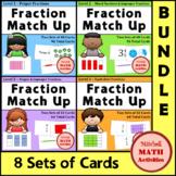 Fraction Match Up Bundle
