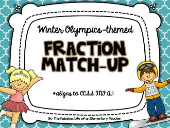 Fraction FREEBIE