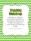 Fraction Match Ups