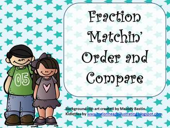 Fraction Matchin', Order, & Compare