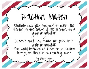 Fraction Matching