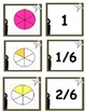 Fraction Matching Task Cards