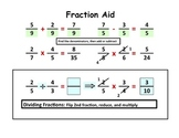 Fraction Math Aid
