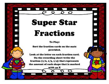 Fraction Math Station