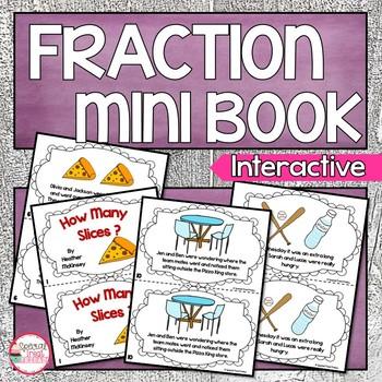 Fraction Math Story