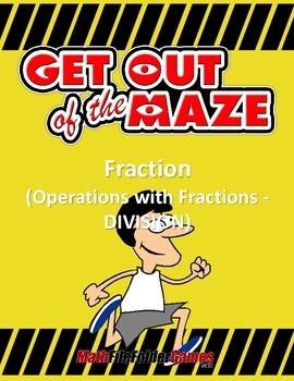 Fraction Maze - Division