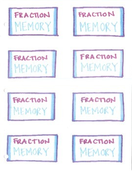 Fraction Memory: CARDS