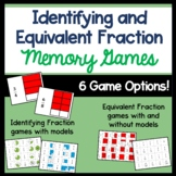 Fraction matching games