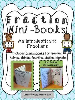 Fraction Mini-Books