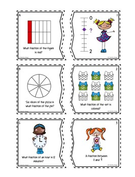Fractions! Differentiated Puzzles for Critical Thinking