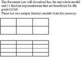Fraction Model Spaces