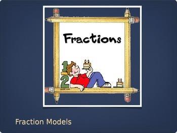 Fraction Models