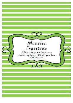 Fraction Monster