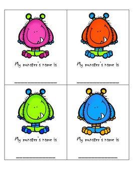Fraction Monster - A fraction subtraction game for grades 3-6